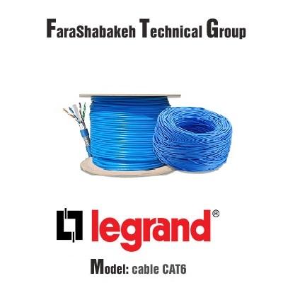 کابل شبکه Cat 6 UTP لگرند