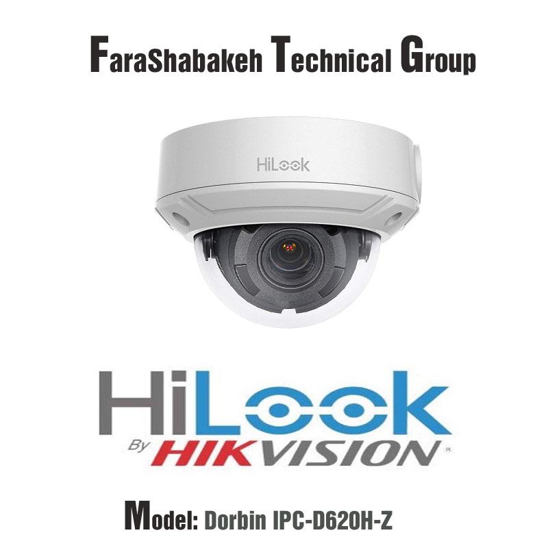 دوربین IP های لوک مدل IPC-D620H-Z