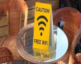 خطر استفاده از وای فای ( Wifi) رایگان و راه مقابله با آن