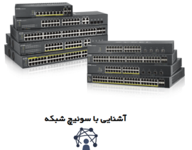 سوئیچ شبکه (Network switch) چیست؟