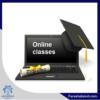کلاس آنلاین یا حضوری