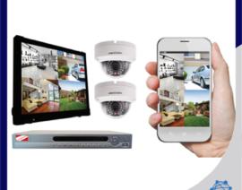آموزش انتقال تصویر دوربین های مدار بسته بر روی موبایل
